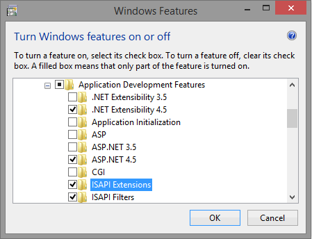 Manually connecting Lucee to an IIS website
